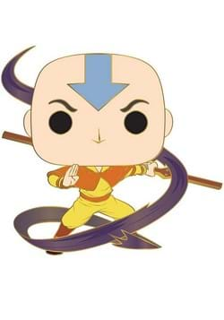 FUNKO POP PINS AANG w/ CHASE