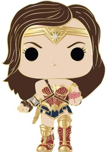 Funko POP Wonder Woman Pin