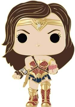 Funko POP Wonder Woman Pin