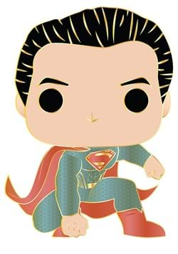 Funko Pop Superman Pin