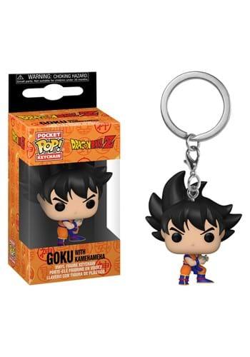 Funko POP Keychain DBZ Goku w Kamehameha