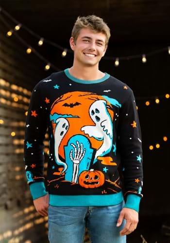Adult Neon Halloween Ugly Sweater-update2