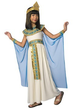 Kids Queen Cleopatra Costume