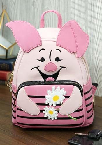 Winnie The Pooh Piglet Cosplay Mini Backpack