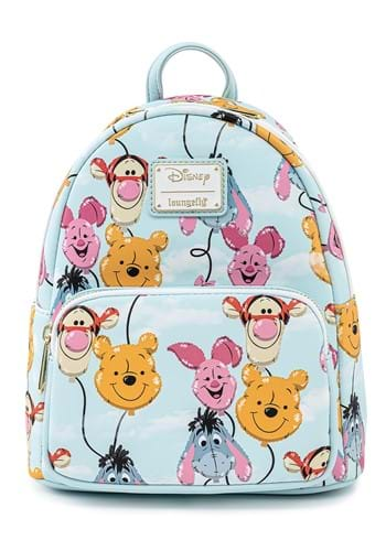 Balloon Friends Winnie The Pooh Mini Backpack