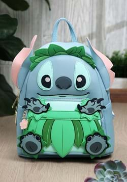 Stitch Luau Cosplay Mini Backpack