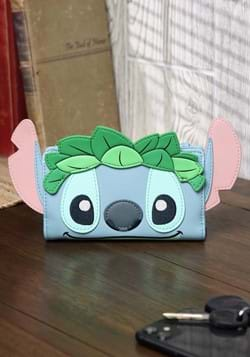 Stitch Luau Cosplay Bifold Wallet