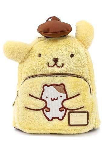 Pompompurin Cosplay Mini Backpack