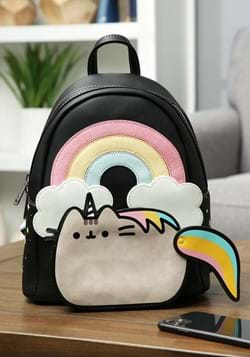 Loungefly Pusheen Rainbow Unicorn Mini Backpack