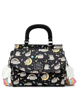 Loungefly Pusheen Rainbow Unicorn Crossbody Bag