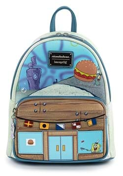 Loungefly Krusty Krab Mini Backpack