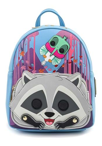 Pop By Loungefly Pocahontas Meeko Flit Earth Day Backpack