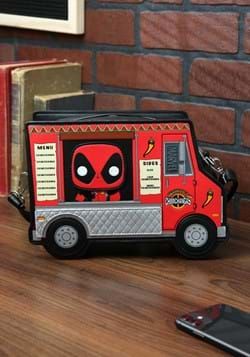 Pop By Loungefly Deadpool 30th Anniversary Chimichangas Bag