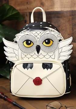 Loungefly Harry Potter Hedwig Howler Mini Backpack-1