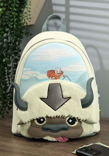 Loungefly Nickelodeon Avatar Appa Cosplay Mini Backpack-1