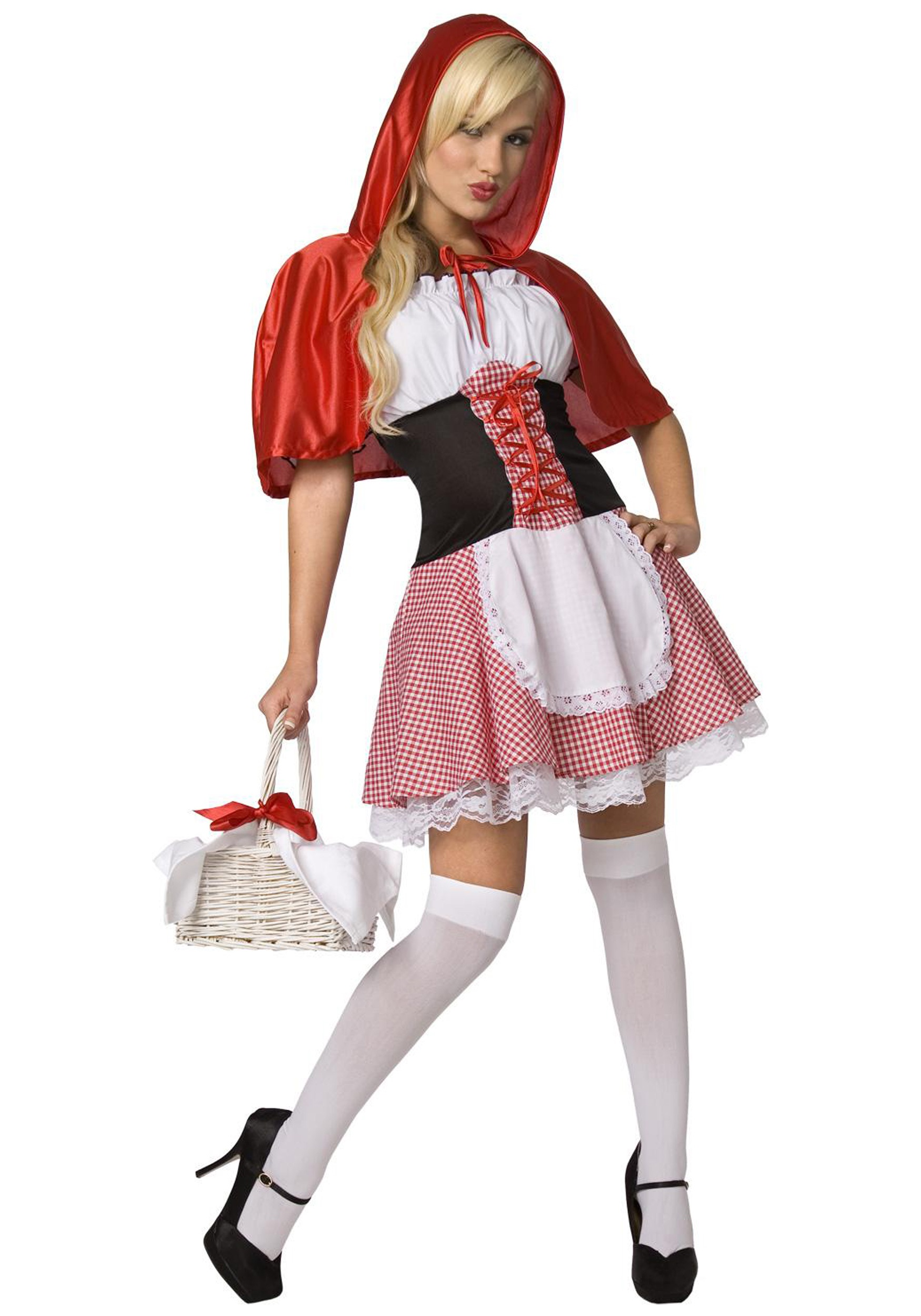 Sexy Red Riding Hood Costume for Women 8bff7be9cc
