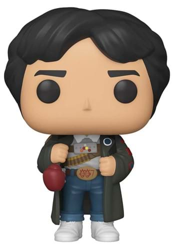 POP Movies The Goonies Data with Glove Punch Figure