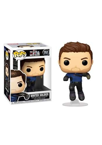 POP Marvel The Falcon and Winter Soldier Winter Soldier