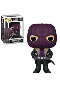 POP Marvel: The Falcon & Winter Soldier - Baron Ze