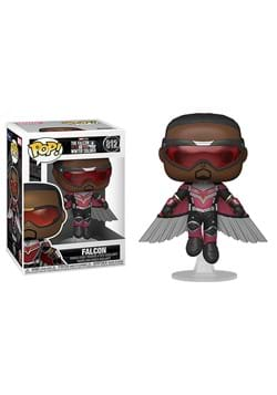 POP Marvel The Falcon Winter Soldier Falcon Flying