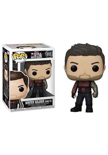 POP Marvel The Falcon the Winter Soldier Winter Soldier