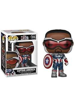 POP Marvel The Falcon & the Winter Soldier Captain America