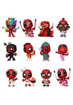 Funko Mystery Minis Deadpool 30th Mystery Figure