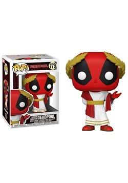 POP Marvel Deadpool 30th Roman Senator Deadpool
