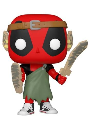 POP Marvel: Deadpool 30th- LARP Nerd Deadpool