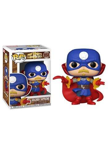 POP Marvel Infinity Warps Soldier Supreme