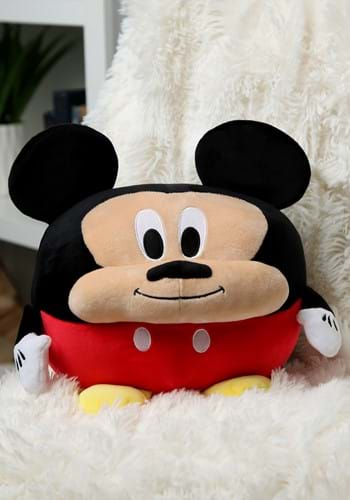Mickey Mouse Cuddle Pal-1
