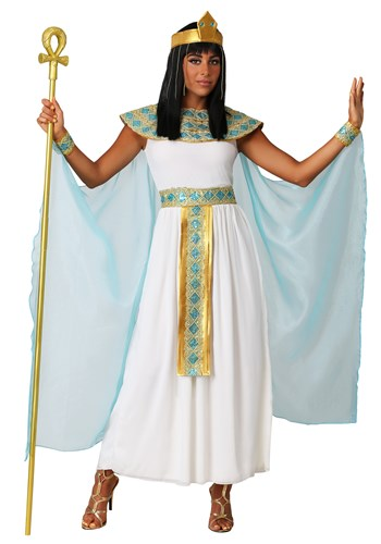 Womens Queen Cleopatra Costume1