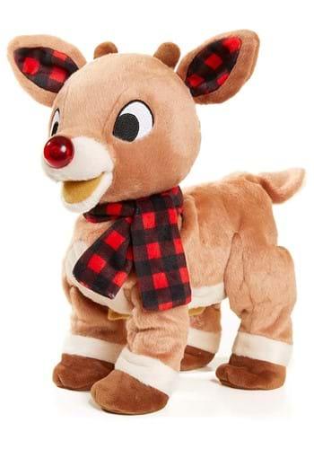 Rudolph Light Up Walking Reindeer