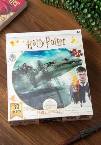 Lenticular 3D Puzzle: Harry Potter Dragon 500 PC