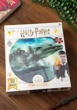 Lenticular 3D Puzzle: Harry Potter Dragon 500 PC