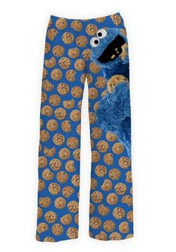 Cookie Monster Pajama Pants