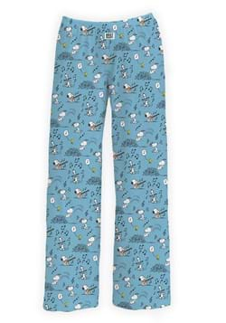 Musical Snoopy Pajama Pants