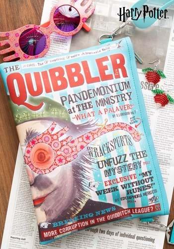 Luna Lovegood Costume Accessory Kit (Quibbler Pouc-update
