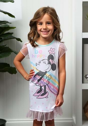 Toddler Minnie Mouse Be Happy Dorm Nightgown update