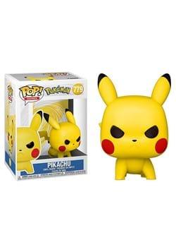 Funko POP Games Pokemon S6 Pikachu Attack Stance
