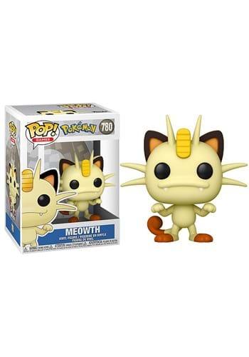Pop Games Pokemon S6 Meowth Figure-1