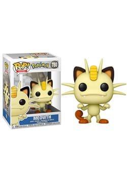 Pop Games Pokemon S6 Meowth Figure