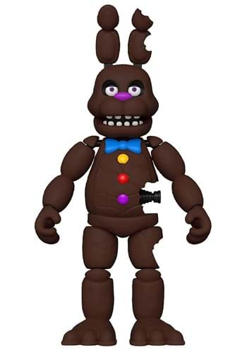 Action Figure Five Nights At Freddy's Chocolate Bonnie