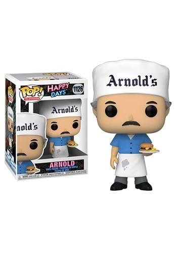 POP TV Happy Days Arnold Figure