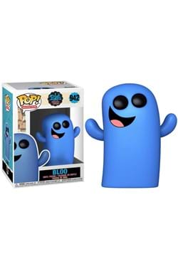 POP Animation Fosters Home Bloo Figure
