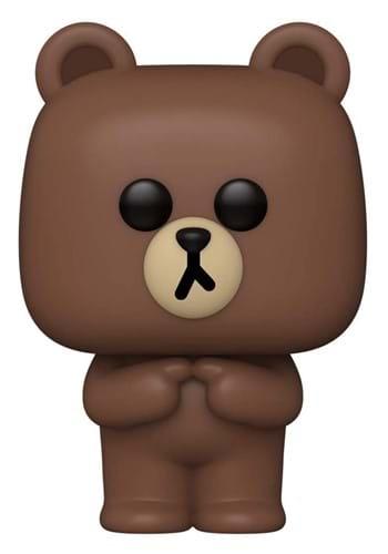 POP Animation: Line Friends- Brown