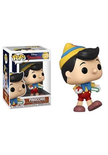 POP Disney Pinocchio School Bound Pinocchio-1