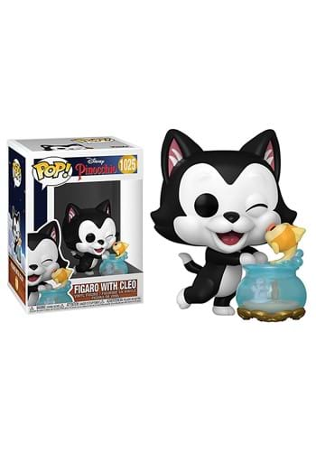 POP Disney Pinocchio Figaro Kissing Cleo Figure