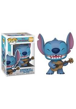 Funko POP Disney Lilo Stitch Stitch w Ukelele-1