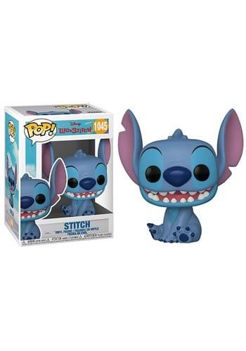 Funko POP Disney: Lilo & Stitch- Smiling Seated Stitch